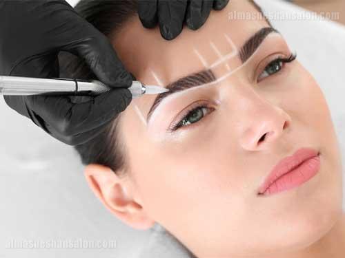 آموزش و استخدام نیروی آرایش دائم