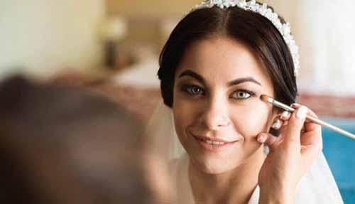 دوره آموزش گریم عروس