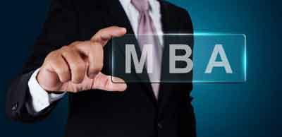 سرفصل های دوره MBA