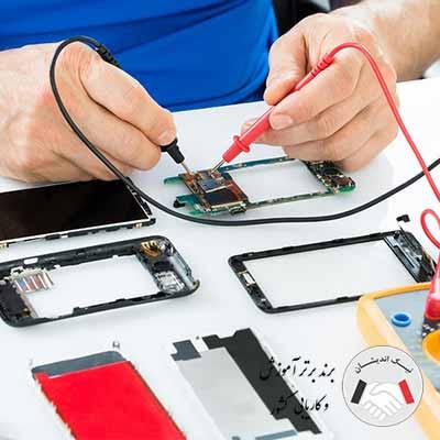 دوره آموزش تعمیرات موبایل